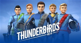 Thunderbirds Are Go! T1 - Ep. 3