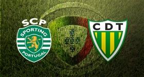 Sporting x Tondela - Primeira Liga (Direto)