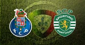 FC Porto x Sporting - Primeira Liga (Direto)