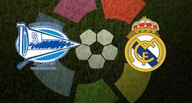 Alavés x Real Madrid - Liga Espanhola (Direto)