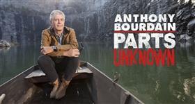 Anthony Bourdain: Viagem ao desconhecido T1