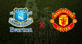 Everton x Man. United - Premier League (Direto)