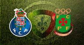 FC Porto x P. Ferreira - Primeira Liga (Direto)