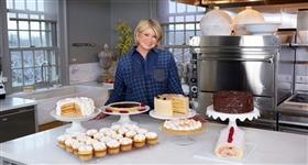 Aprenda a Fazer Doces com Martha Stewart T3 - Ep. 1