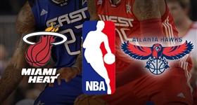 NBA: Miami Heat x Atlanta Hawks (Direto)