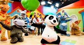 Panda E Os Amigos T1
