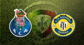 FC Porto x Nacional - Primeira Liga (Direto)