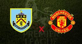 Burnley x Man. United - Premier League (Direto)