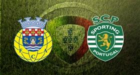 Arouca x Sporting - Primeira Liga (Direto)