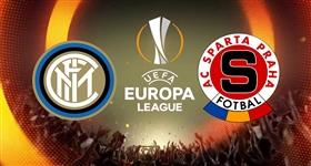 Inter Milão x Sparta Praga - Liga Europa (Direto)