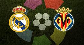 Real Madrid x Villarreal - Liga Espanhola (Direto)