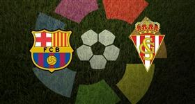Barcelona x SP. Gijón - Liga Espanhola (Direto)