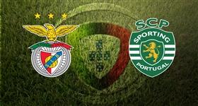 Benfica x Sporting - Primeira Liga (Direto)