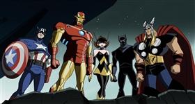 Vingadores, Os Homens Mais Poderosos da Terra T1