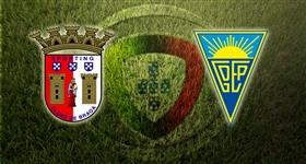 SP. Braga x Estoril - Primeira Liga (Direto)