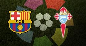 Barcelona x Celta - Liga Espanhola (Direto)