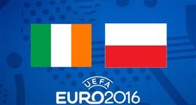 Rep. Irlanda x Polónia - Qualificação EURO 2016 (Direto)