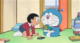 Doraemon, o Herói