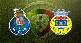 FC Porto x Arouca - Primeira Liga (Direto)