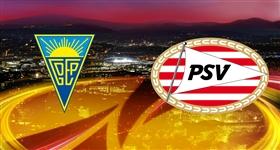 Estoril x PSV - Liga Europa (Direto)