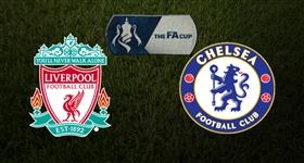 Chelsea x Liverpool - Taça da Liga Inglesa (Direto)