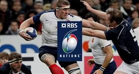 Rugby: Escócia x Itália - T. 6 Nações (Direto)