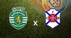 Sporting x Belenenses - Primeira Liga (Direto)
