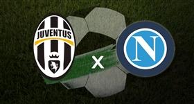 Juventus x Nápoles - Liga Italiana (Direto)