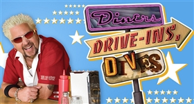 Diners, Drive-Ins And Dives T25 - Ep. 1