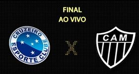 Cruzeiro x Atlético MG - Final da Copa do Brasil