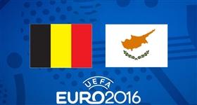 Bélgica x Chipre - Qualificação Euro 2016 (Direto)