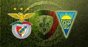 Benfica x Estoril - Primeira Liga (Direto)