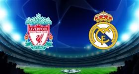 Liverpool x Real Madrid - Liga dos Campeões (Direto)