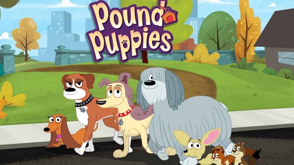 Pound Puppies T3
