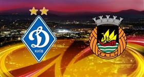 Dínamo Kiev x Rio Ave - Liga Europa (Direto)