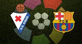 Eibar x Barcelona - Liga Espanhola (Direto)
