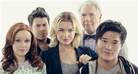 The Librarians T1