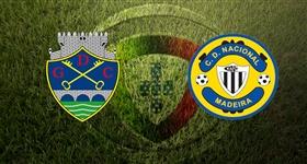 Desp. Chaves x Nacional - Primeira Liga (Direto)