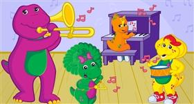 Barney e os seus Amigos T7