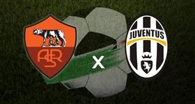 Roma x Juventus - Liga Italiana (Direto)