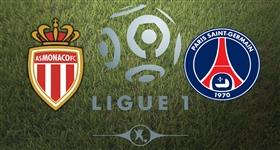 Mónaco x PSG - Liga Francesa (Direto)