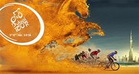 Ciclismo: Tour do Dubai