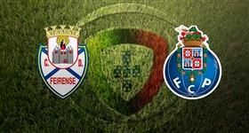 Feirense x FC Porto - Primeira Liga (Direto)