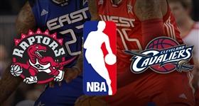 NBA: Toronto Raptors x Cleveland Cavaliers (Direto)