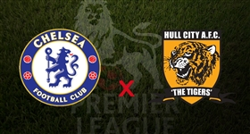 Chelsea x Hull City - Premier League (Direto)