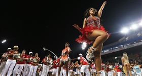 Carnaval 2016: II Desfile do Grupo Especial de São Paulo