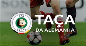 B. Munique x B. Dortmund - Taça da Alemanha (Direto)