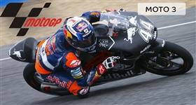 MotoGP: GP Qatar Moto3 - Corrida (Direto)