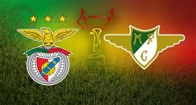 Benfica x Moreirense - Taça de Portugal (Direto)
