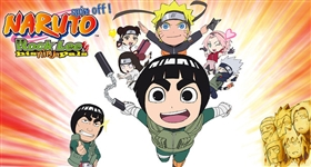 Naruto Rock Lee T1 - Ep. 1